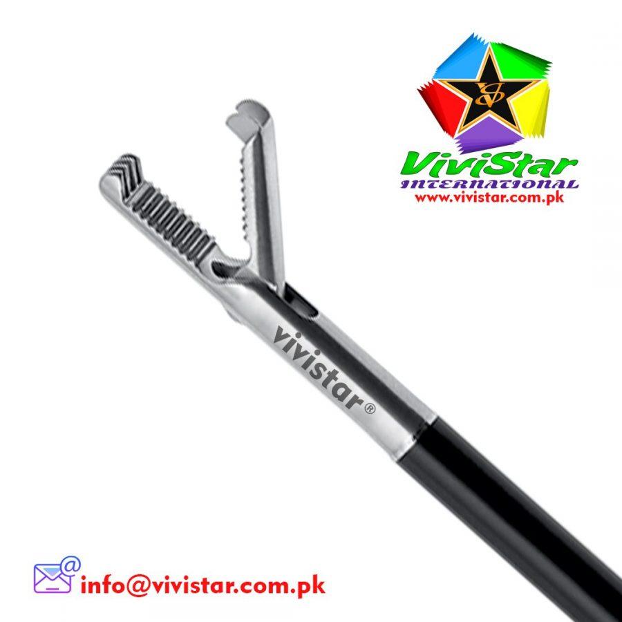Laparoscopic Atraumatic Grasper Sharp