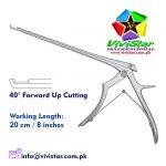 Cardiovascular-Neurosurgery-Neuro-surgery-Instruments-Laminectomy-Punches-Ferris-Smith-Kerrison-Punch-40-degree-Forward-up-Cutting-Best-Quality-USA-Germany-Pakistan-Cardio-Bone-upward-8-inch