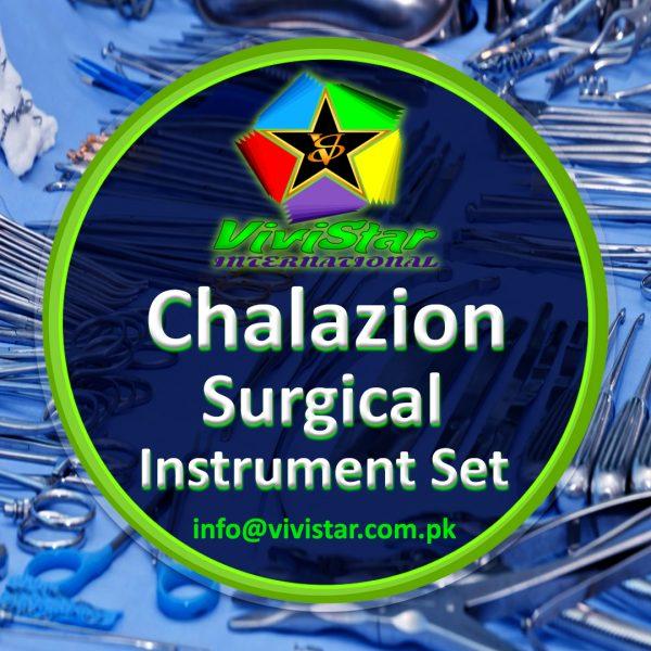 Chalazion Surgical Instrument Set