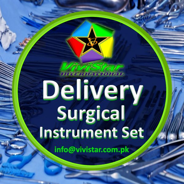 Delivery Surgical Instrument Set