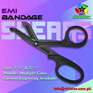 EMI/EMS Bandage Scissors