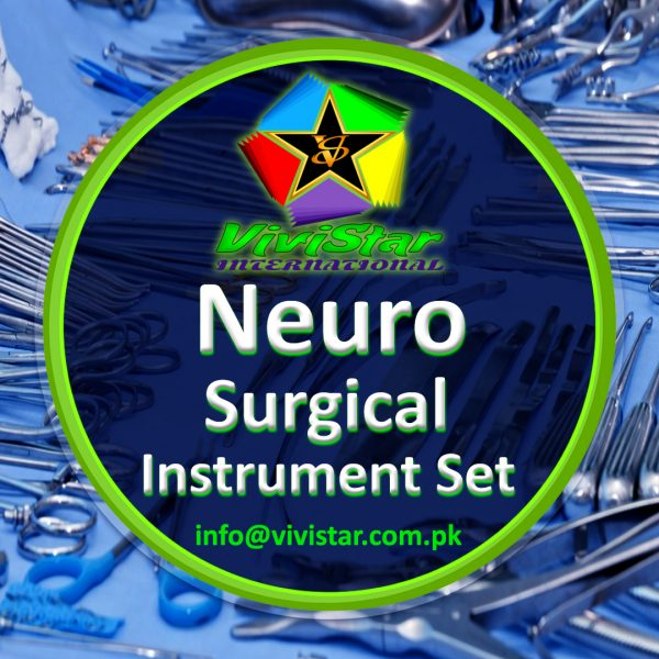 Neuro Surgical Instrument Set