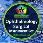 Ophthalmology Surgical Instrument Set
