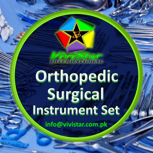 Orthopedic Surgical Instrument Set