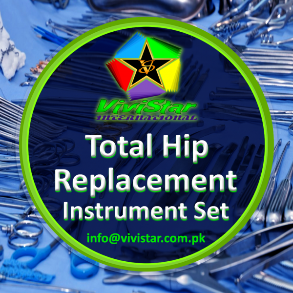 Total Hip Replacement Surgical Instrument Sets