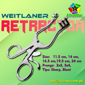 Weitlaner Retractors