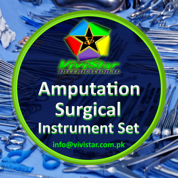 Amputation Surgical Instrument Set