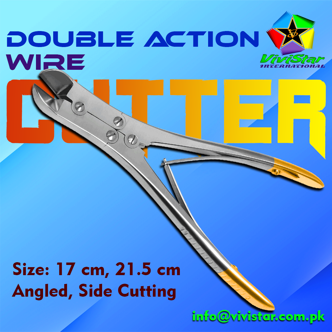 Double Action Wire Cutter