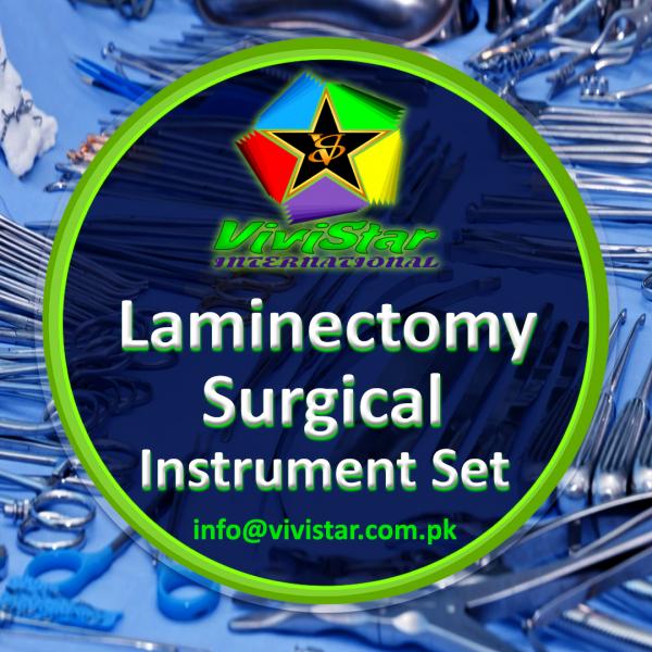 Laminectomy Surgery Instrument Set